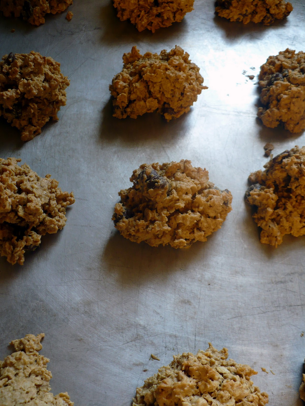 ... Tasty Cheapskate: Oatmeal Peanut Butter Breakfast Cookies (Low Sugar