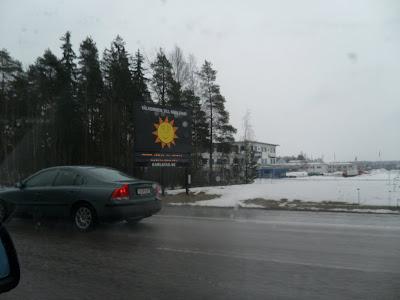 naturlig fnask svälja i Karlstad