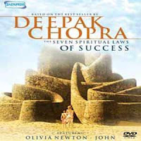 Deepak Chopra Best selling best seller non fiction spiritual book on seven apiritual laws of success