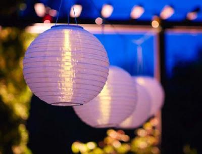 SOLIG solar-powered lighting for IKEA