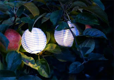 SOLIG solar-powered lighting for IKEA