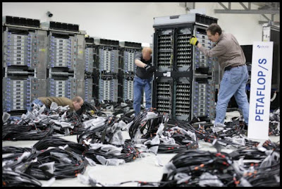 Europe Fastest SuperComputer