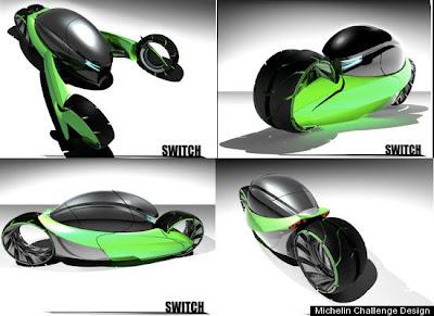 Switch Future Concept Car