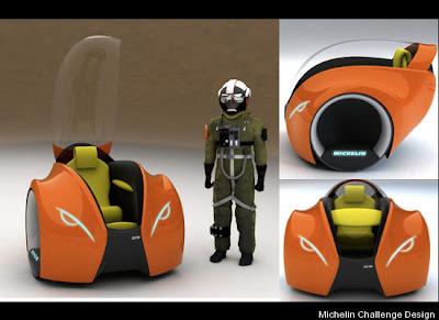 2028 One Future Concept Car