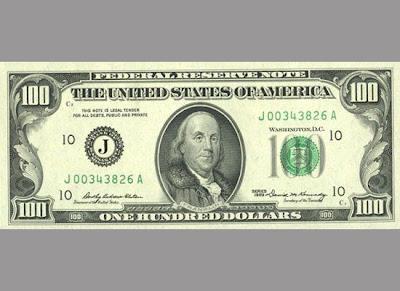 History of US$100 billsHistory of US$100 bills