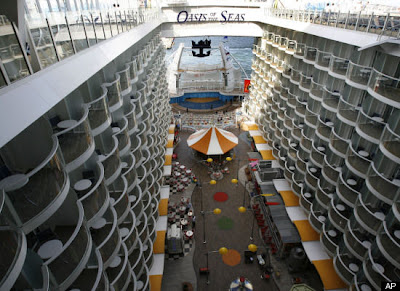 Inside The World's Largest Cruise Ship