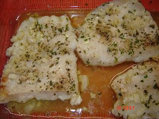 La qu mica culinaria pescado al microondas - Pescado al microondas facil ...