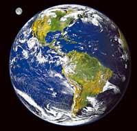 103948main earth1 Planeta Terra para crianças