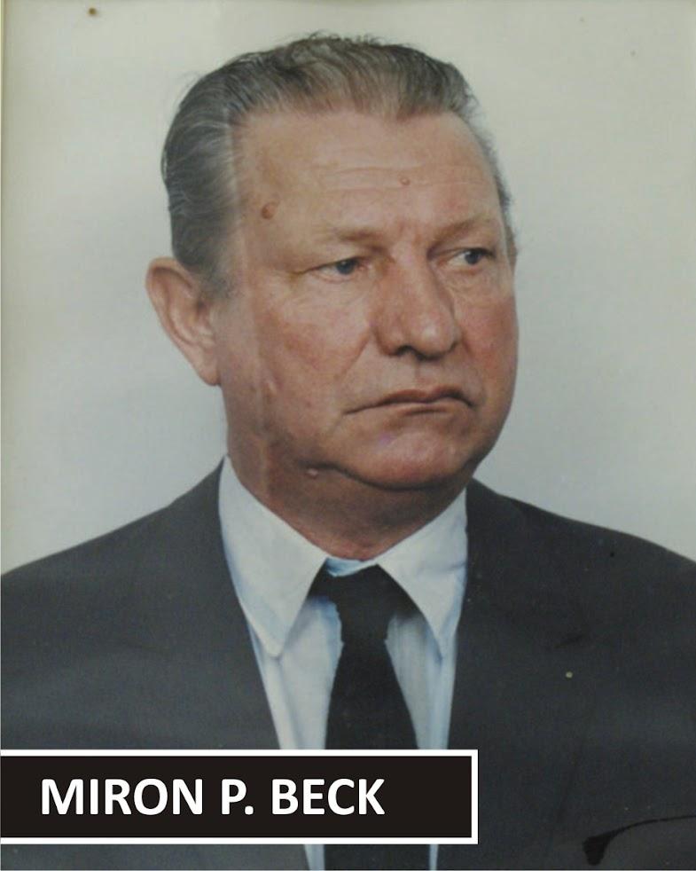 Miron P.  Beck