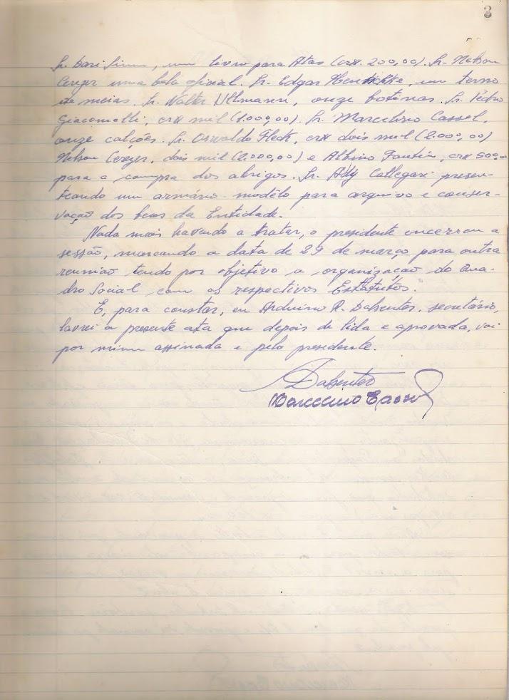 Contrato - Ata nº 2