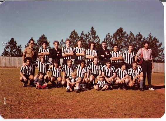 Tri-campeão estadual 1980