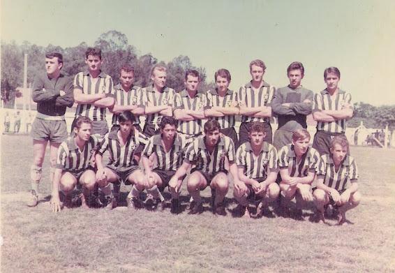 Bi-campeão estadual em 1967