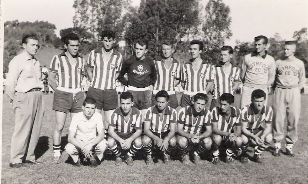 Botal - 13.05.1962 - 0 x 1 Botafogo - gol do Nego
