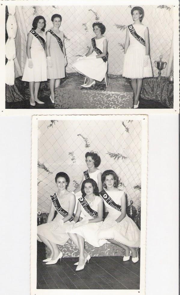 Rainha com princesas