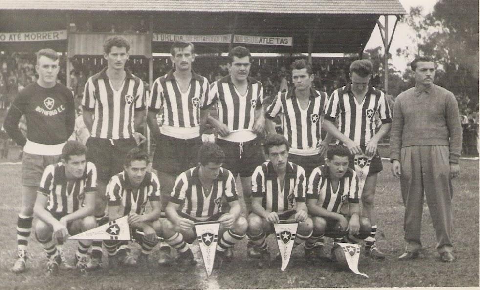 Botafogo - 1962
