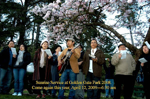 Easter Celebration 2009