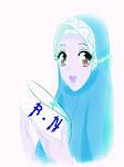 Cute Muslim Anime