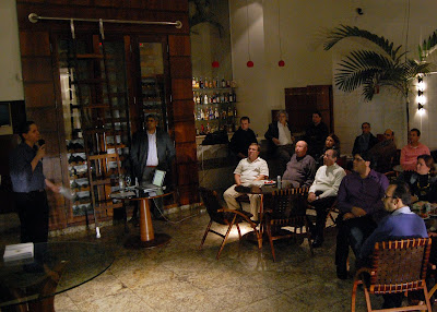 Coxilha dos Pampas apresenta projetos à imprensa