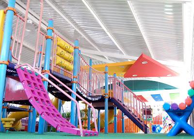Restaurantes investem em espaços exclusivos para crianças