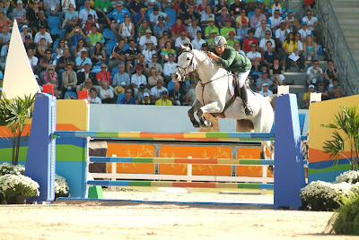 Guega representa o Brasil nos Jogos Equestres Mundiais 2010