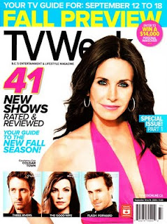 TV Week magazine 2009 Fall Preview issue