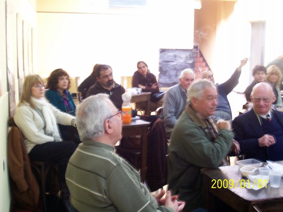 CICLO PERMANENTE DE HISTORIADORES Y CRONISTAS BARRIALES