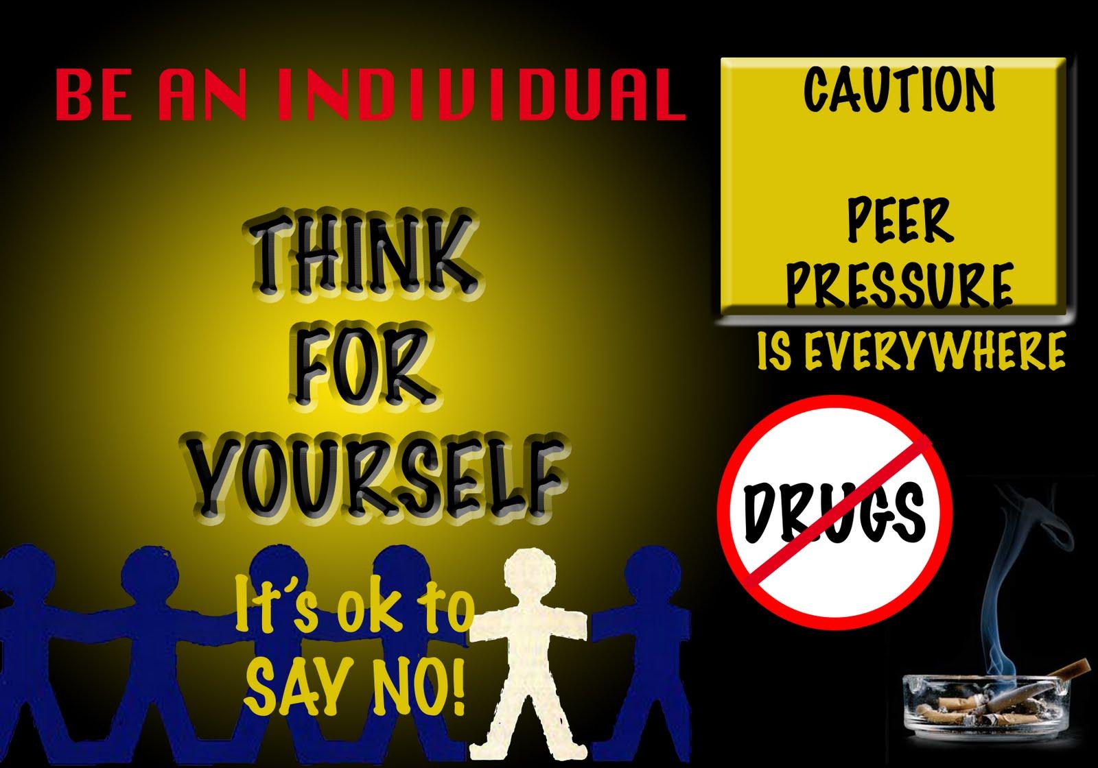 essay on peer pressure on teenagers