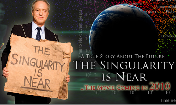Image result for ray kurzweil singularity is near