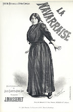 Poster for La Navarraise
