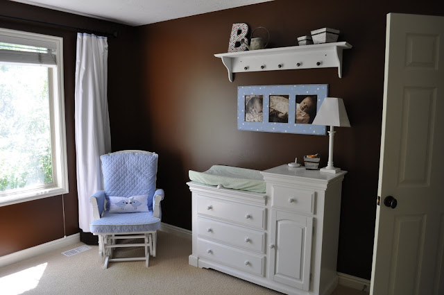 Curtains Ideas target black out curtains : ... top and brown to the bottom. I backed them with black-out curtains