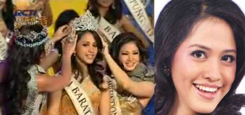 Pemenang Miss Indonesia 2010