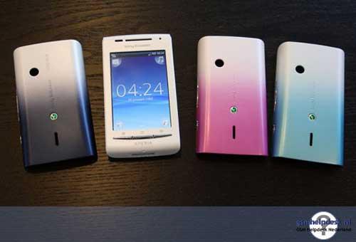 Sony Ericsson Xperia X8, Spesifikasi dan Harga Xperia X8