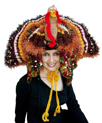 Sexy Turkey Hat