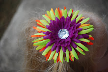 Multi Flower Clip