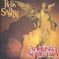 CD Rosa de Saron - Angústia Suprema