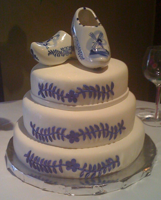 Southern Sweetcakes: Dutch Wedding