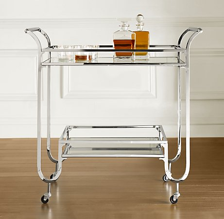 Bar Carts Terribly Tacky Or Tantalisingly Terrific