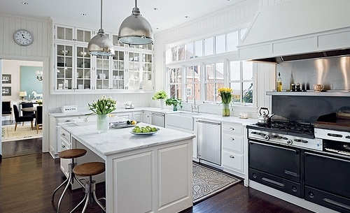 Swoon Worthy: Kitchen Inspiration: Deciding on a Style