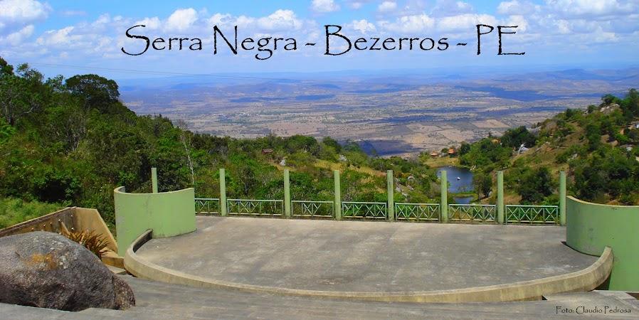 Serra Negra Bezerros PE
