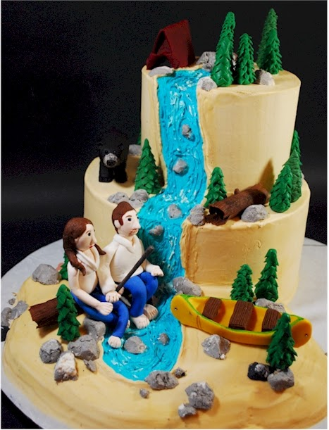 cup a dee cakes blog chattanooga outdoor camping groom 39 s cake. Black Bedroom Furniture Sets. Home Design Ideas
