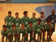 NILOPOLITANO, vice-campeão estadual de 2006(Futsal sub-17)