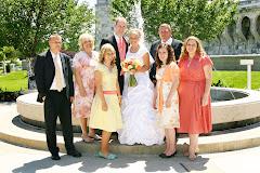 Bridgett's Wedding