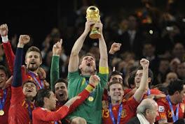 Somos Campeones del Mundo