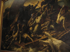 Louvre, tabloul preferat: Le Radeau de la Meduse (Th. Gericault)