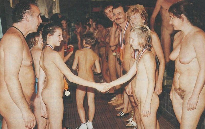 Pure nudist family fun opinion you