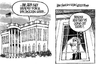 the dreaded recession in us (america)