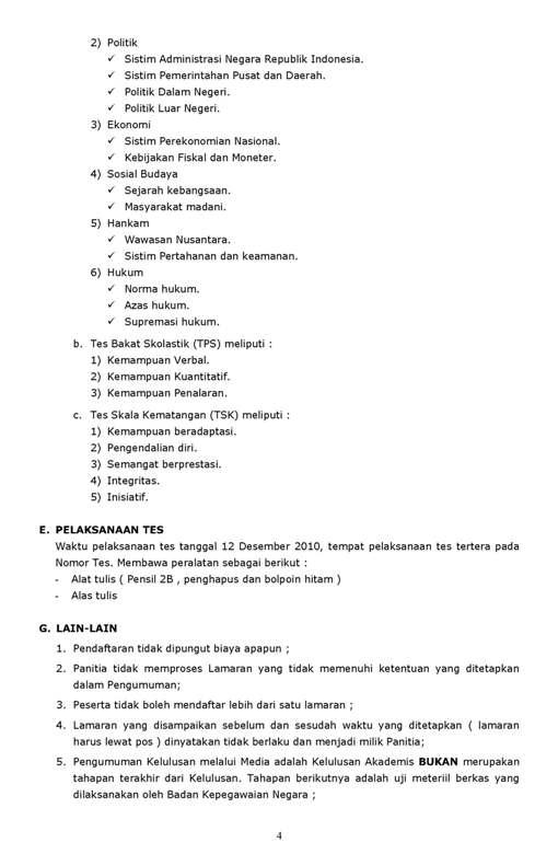 pengisian formasi calon pegawai negeri sipil daerah cpnsd tahun 2012