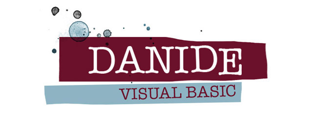danide visual basic