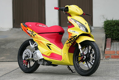 modifikasi suzuki skywave