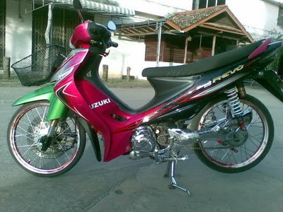 Makassar engine chat motor smash